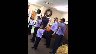 "TCT Church fam dance to ""Changed Man"" by Deitrick Haddon"