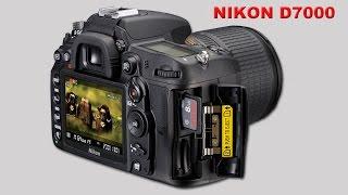 тестовая видеосъёмка на Nikon D7000