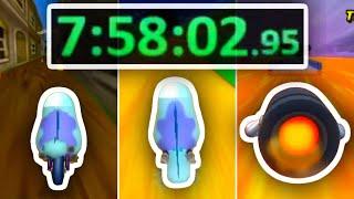 Creating and Beating Mario Kart Wii Desert Bus 20 Times