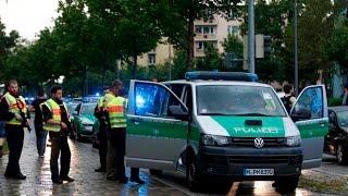 تغطية مباشرة لحادثة اطلاق النار في ميونيخ
