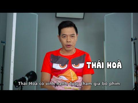 Phim Angry Birds _Hậu Trường Thái Hoà lồng tiếng