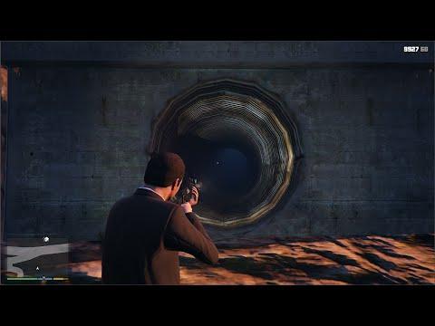 Skrivena Lokacija u GTA 5 !!