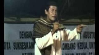 ceramah lucu ustadz hamdhani akbar kalimantan #1