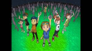Digimon Tamers Original Opening HD