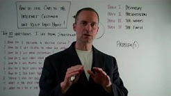Internet Car Sales Training - Your 10 Biggest Questions about Selling to the Internet Customer!
