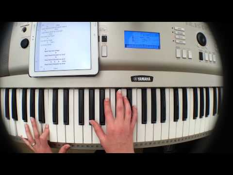 Hillsong - Love Knows No End Piano Tutorial