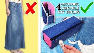 DIY AWESOME PURSE BAG IDEAS // Zipper Travel & Coins Pouch Cosmetics Bag