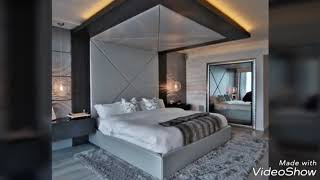 Best 100 Modern bedroom furniture design wall decoration ideas 2019