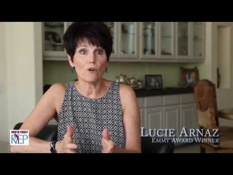 Lucie Arnaz supports North Coast Repertory Theatre 2015