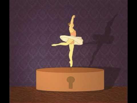 Music Box Ballerina Youtube