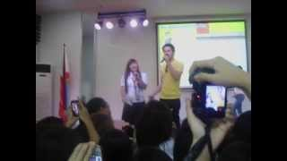 You Always Make My Day by Sam Concepcion at UE Caloocan PART 2