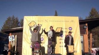 Finnish Snowboard Championships X 292CREW / Levi