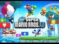 New Super Mario Bros. U - Livestream