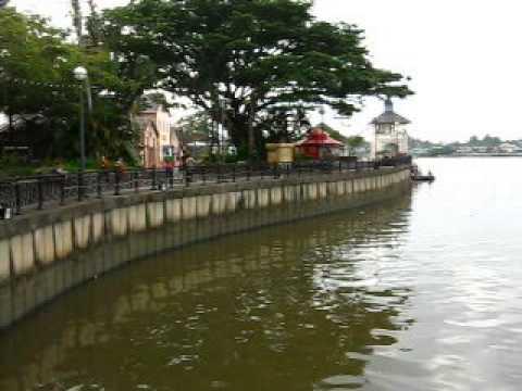 Kuching Waterfront , Malaysia today...