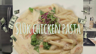 How to make Chicken Pasta | Chef Chris Valdes