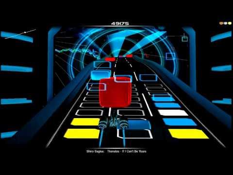 Audiosurfing End of Evangelion - Thanatos (Eraser Pro)