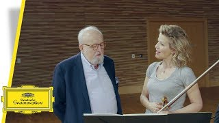Anne-Sophie Mutter - Hommage à Penderecki (Interview 4 – About Composing)