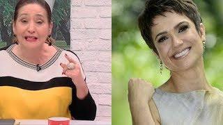 """Sonia Abrão Detona Saída De Sandra Annenberg De Jornal: """"maior Sacanagem"""""""