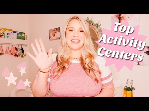 Top 5 Baby Activity Centers You Can't Live Without!