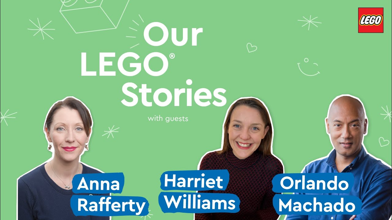 Our LEGO® Stories Episode 3 - Building Digital Relationships
