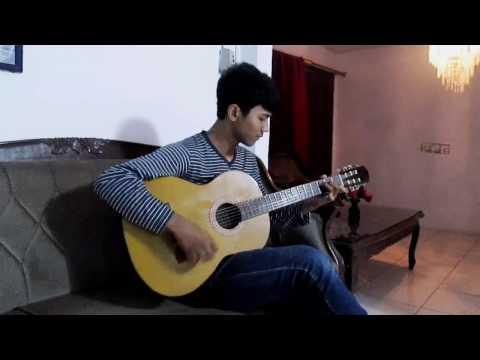 [Fingerstyle Cover] (Nidji) Laskar Pelangi - Irfan Hadi Maulana