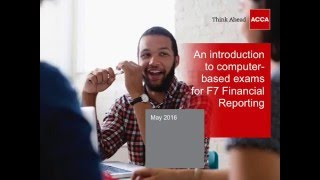 an introduction to f7 cbes