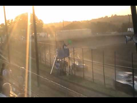 7 28 2012 Cowtown Speedway STEM Heat race