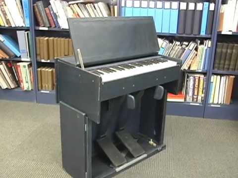 Folding Reed Organ