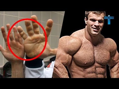 Top 11 Real Life Giants You Won't Believe Actually Exist