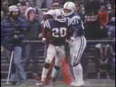 Bert Jones - Colts - 1979 - 2 Weeks 8, 9 and 10