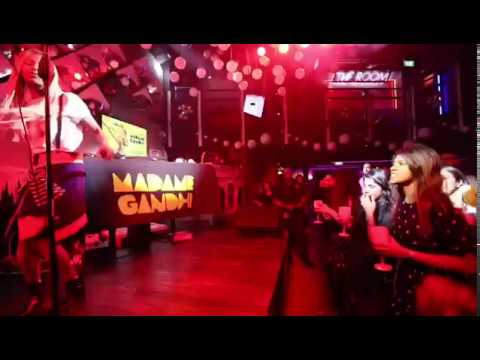 Madame Gandhi & Megatronic UK Live in Dubai