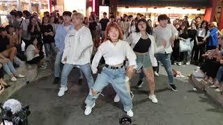 에너자이주(ENERGYJU)/ 뱅뱅뱅(BANG BANG BANG)-빅뱅(BIGBANG) 20190825 홍대…