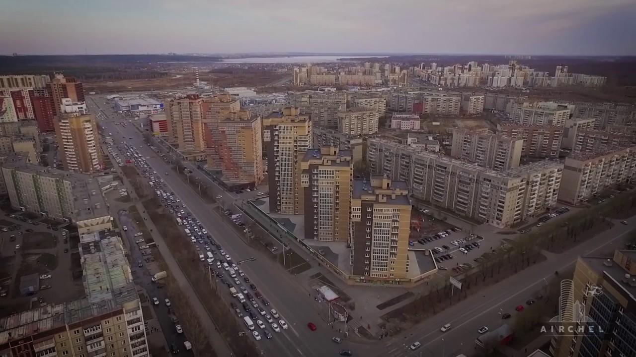 День открытых дверей компании ЛСР в Челябинске - YouTube
