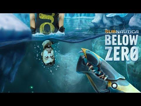 ЧТО ТАМ НА ГЛУБИНЕ в Subnautica Below Zero? #2