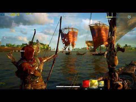 Assassin's Creed Origins - GTX1050 - i3 4170 - 6GB ram + Graphics mod