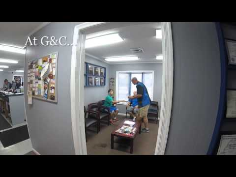 Deaf Friendly Auto Repair – waiting for you car at G&C Tire and Auto Service