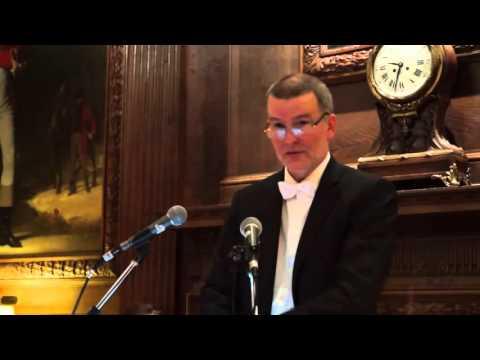 [2013] Greg Walker, Regius Professor of Rhetoric and English Literature
