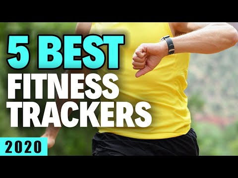 5 Best FITNESS TRACKERS 2020