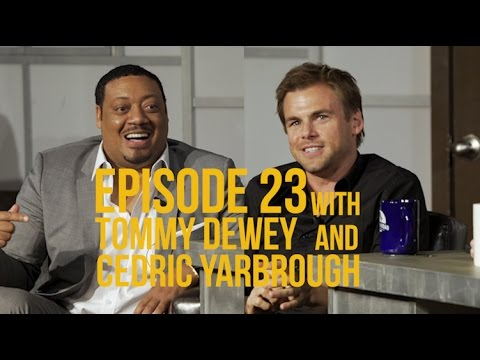 Episode 23 with Tommy Dewey Hulu's Casual & Cedric Yarbrough ABC's Speechless