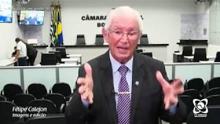 Carreira presta contas de como tem atuado para atender demandas da população