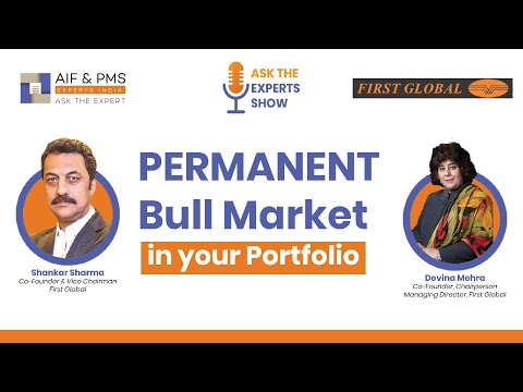 Interaction with Shankar Sharma and Devina Mehra | First Global on Ask the Expert Show
