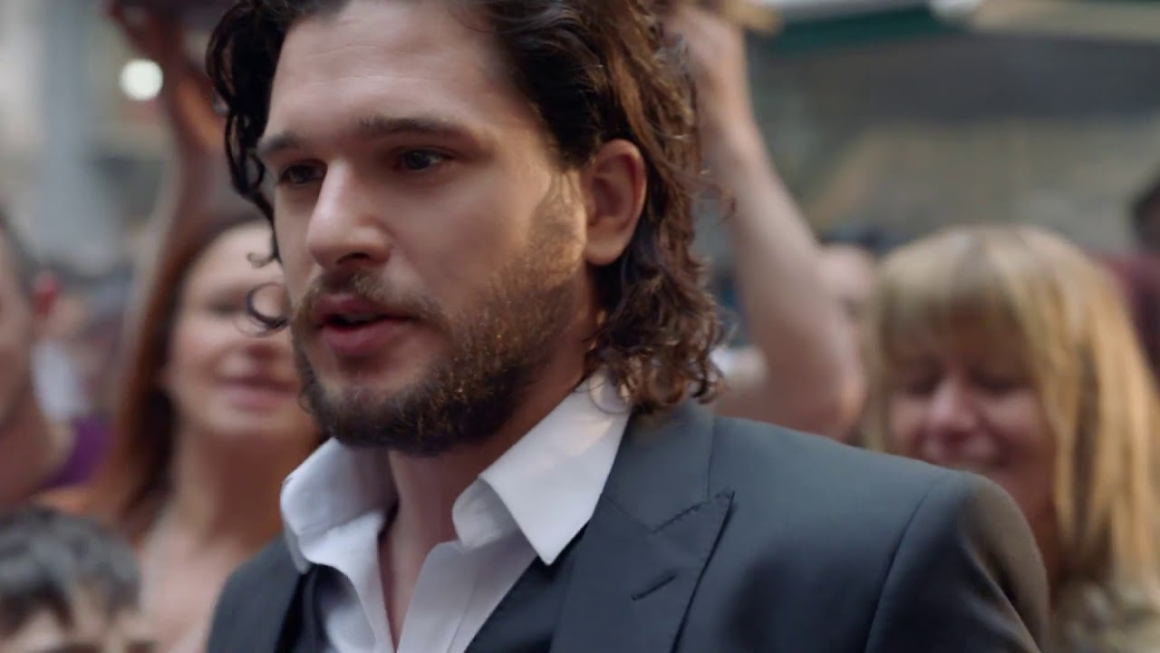 Kit Dolceamp; Gabbana One For Grey The Harington Campaign SUMpqVLzG