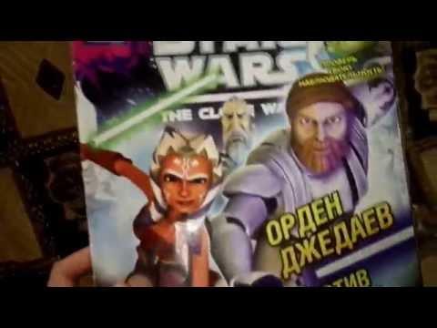 Обзор всех моих книг , игр и комиксов по вселенной Star Wars