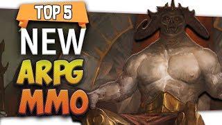 "Best New ""ARPG MMO"" Upcoming Massive Action RPG"