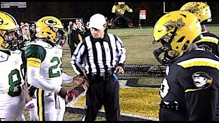 Kings Mountain vs Boiling Springs Crest - North Carolina High School Football - Highlights