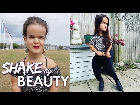 3'8' And Fighting For Little Women In Fashion | SHAKE MY BEAUTY - Видео онлайн