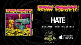 Watch Raw Power Hate video