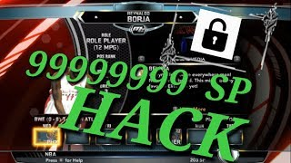 How to Cheat in Nba2k14 SP Hack