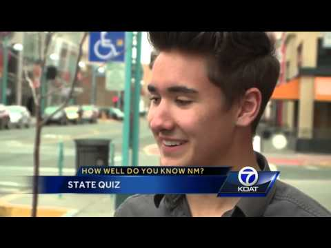 Do you know the NM state song? Neither did they