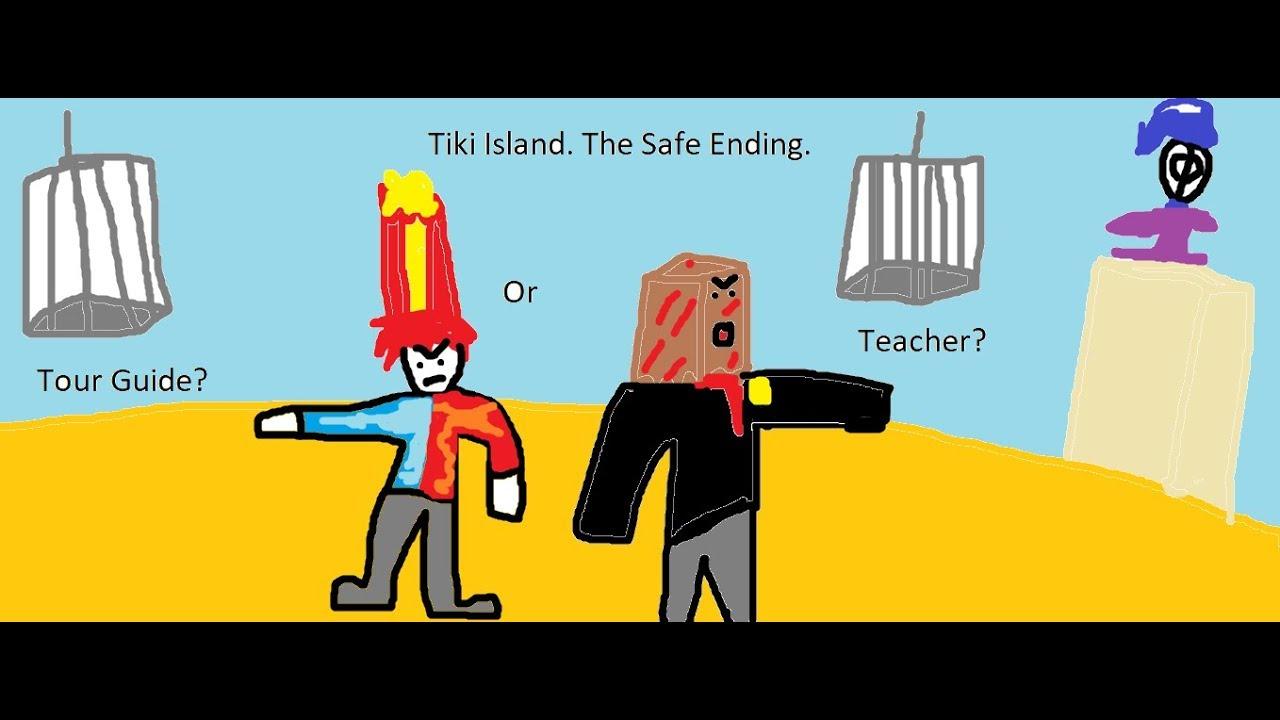 Tiki Island The Safe Ending Youtube
